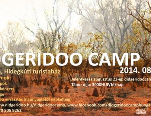 Didgeridoo Camp 2014