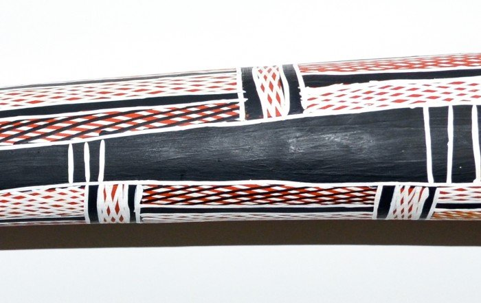 Galpu yidaki / tradicionális didgeridoo