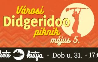 városi didgeridoo piknik 05.05.
