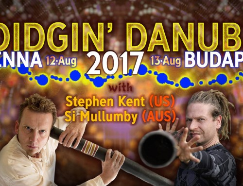 Didgeridoo Workshop – Stephen Kent és Si Mullumby