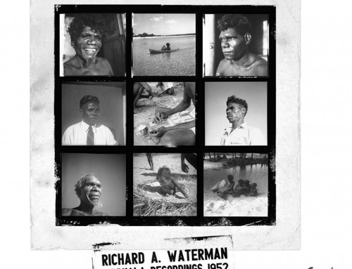 Richard A. Waterman – Yirrkala Recordings