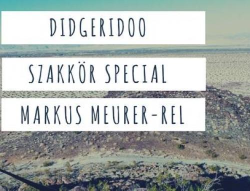 Didgeridoo workshop Markus Meurer-rel 2018.04.19.