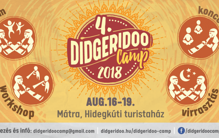 IV. Didgeridoo Camp