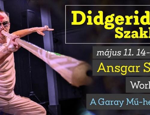 Didgeridoo Workshop – Ansgar Stein